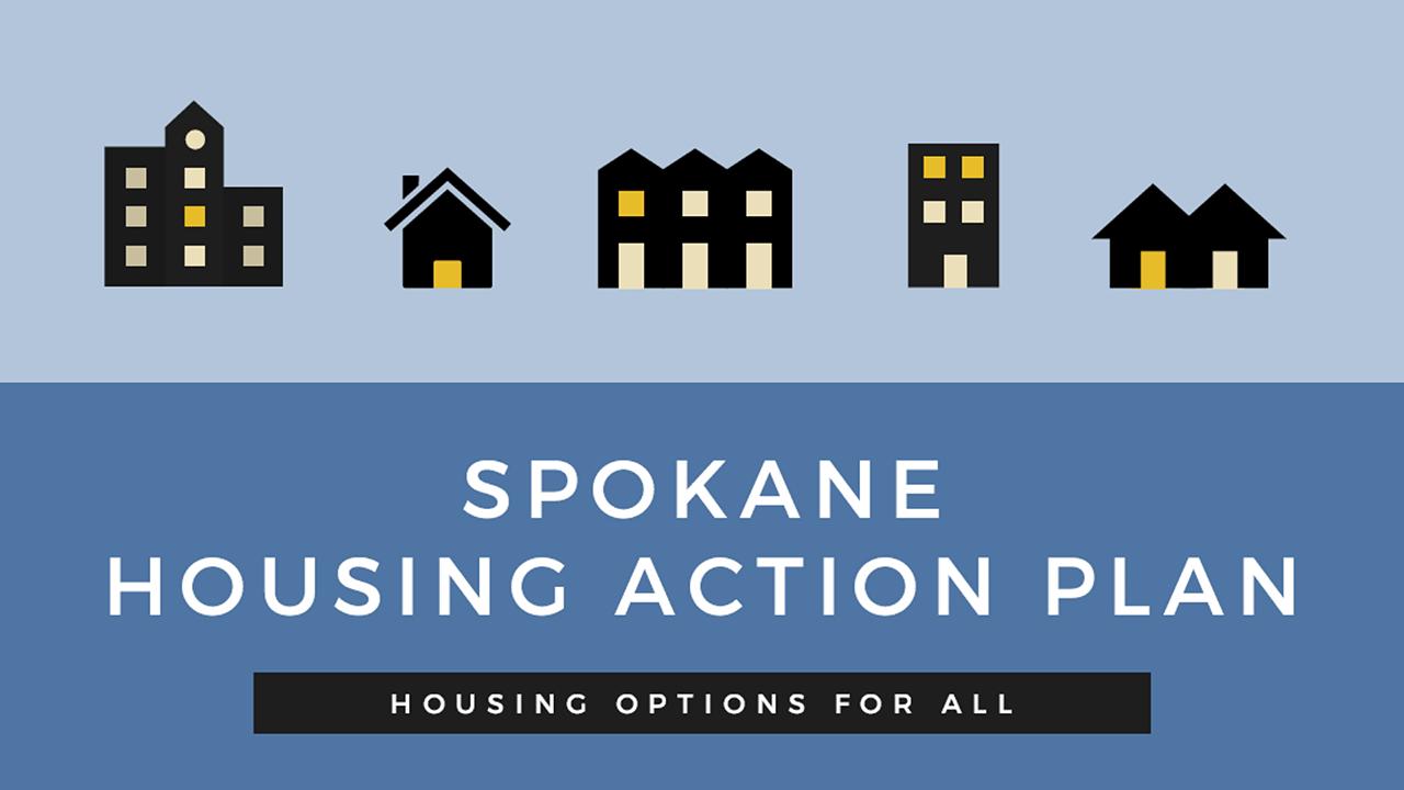 Spokane Housing Action Plan Logo