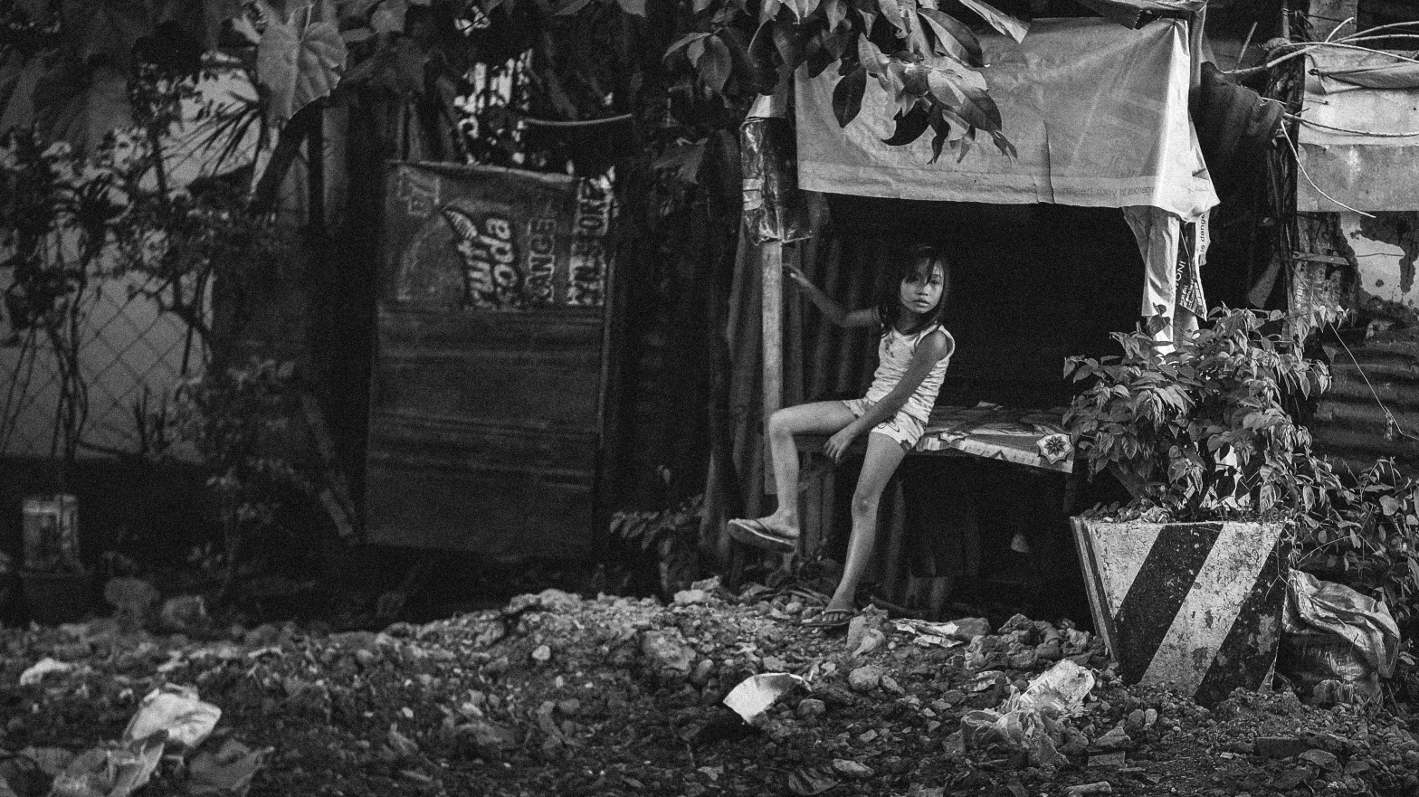 Girl in Poverty by Rainier Ridao on Unsplash